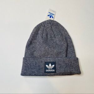 Adidas | Women's Heather Grey Beanie